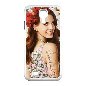 Customiz American Famous Singer Lana Del Rey Back Case for Samsung Galaxy S4 i9500 JNS4-1702
