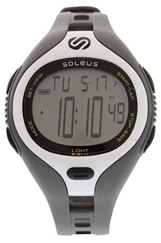 """Soleus Unisex SR018-072 """"Dash"""" Digital Display Watch"""