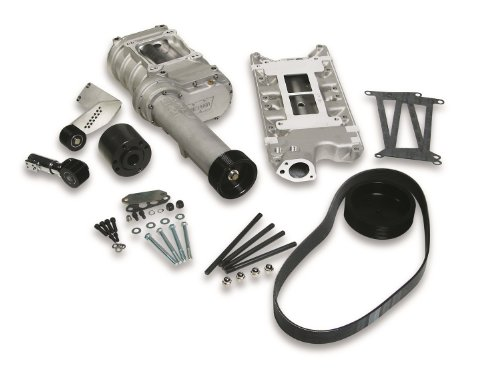 Weiand 77-174FSB-1 174 Pro-Street Supercharger Kit (Supercharger Weiand)