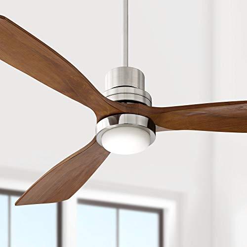 Brushed Vieja Casa Fan Ceiling - 52