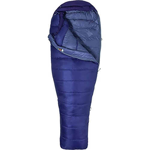 Marmot Ouray Sleeping Bag, Electric Purple/Royal Grape, Reg 5ft 6in, LZ, 29940-6999-Reg: 5'6