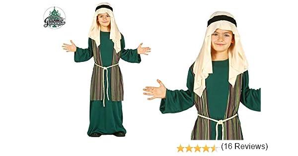 GUIRMA Pastor árabe del Traje Verde niño judío Que Vive Natividad ...