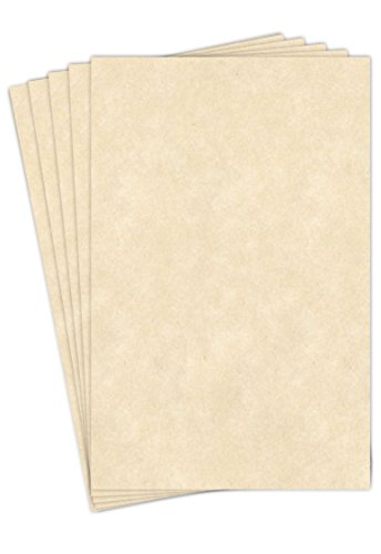 Stationery Parchment Recycled Paper | 65Lb Cover Cardstock | 11