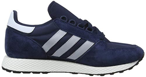 Homme Bleu De Chaussures Grove maruni negbás 000 Adidas Forest aeroaz Fitness 6wYUXq