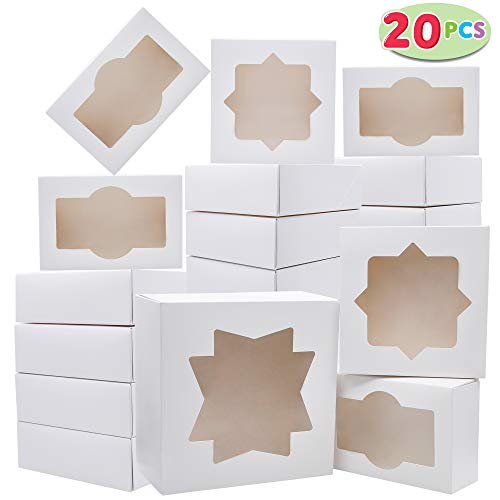 List of the Top 10 cupcakes boxes with windows you can buy in 2020