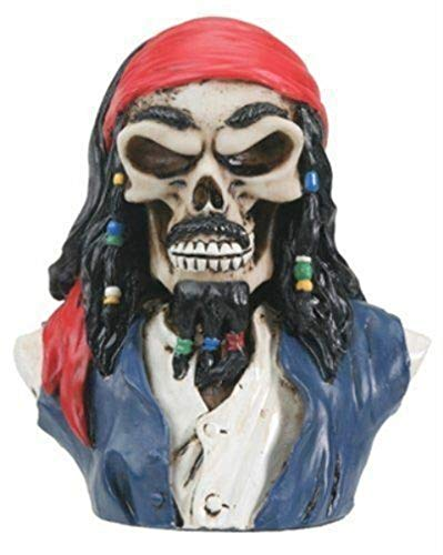 Ky & Co YK Cap'n Jack - Collectible Figurine Statue Sculpture Figure Skeleton