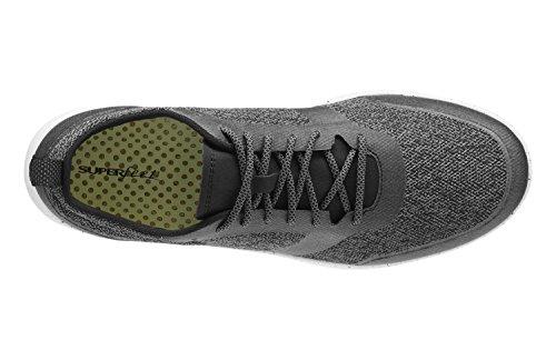 Superfeet Stuart Men's Crafted Sport Shoe Black / Castlerock buy for sale sast cheap online cheap sale 2014 new sale the cheapest reliable for sale CeGhv01f