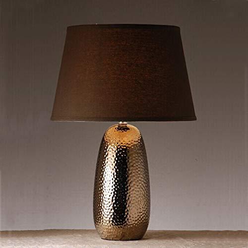 songyang Estilo Chino café de cerámica lámpara de Mesa ...