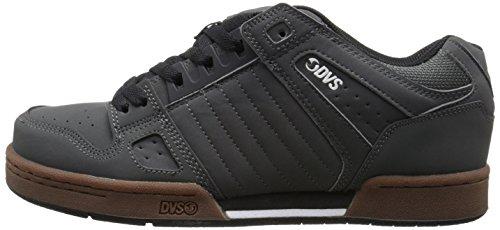 DVS Skateboard Shoes CELSIUS GRAY/BLACK