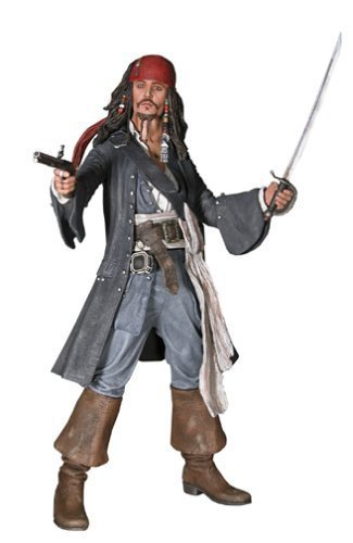 """Pirates Of The Caribbean """"Serious"""" Capt. Jack Sparrow for sale  Delivered anywhere in USA"""
