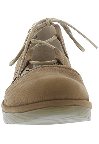 Chiusa Scarpe Punta Phis843fly Sand Donna London Fly col Tacco Y46PYwq