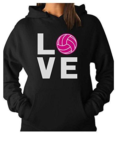 Top 10 best love volleyball sweatshirts for women