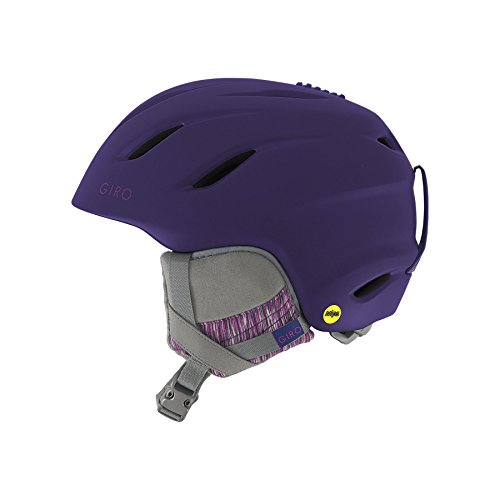 Giro Era MIPS Women's Snow Helmet Matte Purple S (52-55.5cm) For Sale