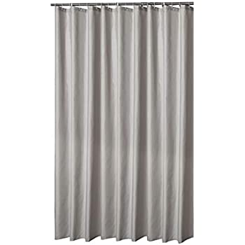 sfoothome 36 inch wide x 72inch long small size hotel fabric shower curtain. Black Bedroom Furniture Sets. Home Design Ideas