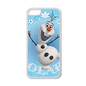 Generic For Apple 5C Iphone Printing With Frozen Olaf Nice Phone Case For Teens Choose Design 2