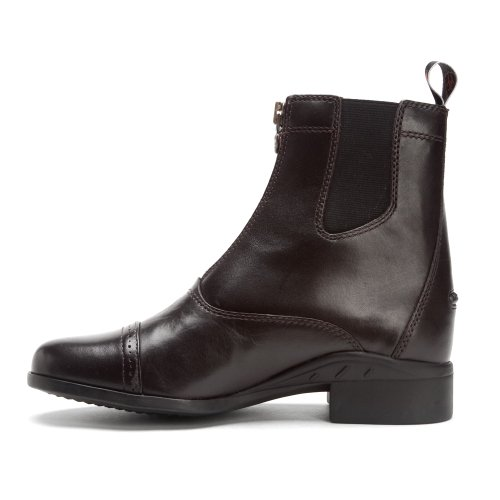 Ariat Kvinners Arv Iii Glidelås Paddock Riding Boot Sjokolade