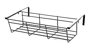 Jardinera–balconiera eurogarden ajustable. balconiera cm.45/ganchos hasta a 40cm–Art.13004_ 40–100% Made in Italy -