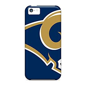 High-quality Durability Case For Iphone 5c(st. Louis Rams)