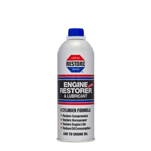 Restore (00012) 6-Cylinder Formula Engine Restorer and Lubricant – 12.5 oz.