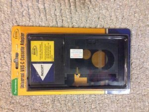 Sakar Digital Concepts Motorized Universal VHS-C To VHS C...