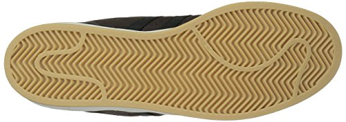 adidas Originals Herren Superstar Fashion Sneaker Dbrown, Cblack, Dbrown