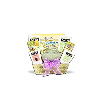 Image Unavailable. Image not available for. Color: Calming Springtime Zen Tazo Tea Gift Set ...