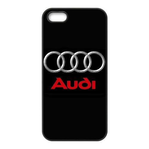 Audi HD56QF5 iPhone 5 5s Handy-Fall Hülle J2LW4W4VJ