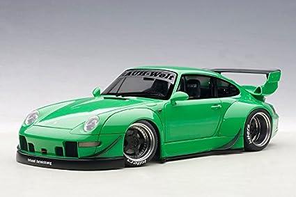 Porsche 993 RAUH-WELT RWB in 1:18 Scale by AUTOart