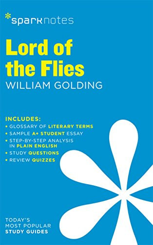 Lord of the Flies SparkNotes Literature Guide (SparkNotes Literature Guide Series)
