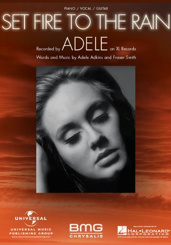 Set Fire to the Rain - Kindle edition by Adele. Arts & Photography ...