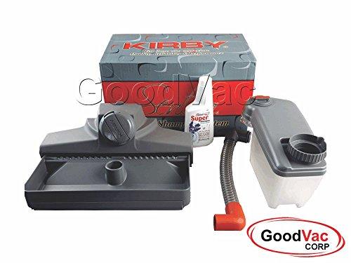 Kirby Sentria Vacuum Shampooer, Complete Kirby Carpet Shampoo System for Sentria G10