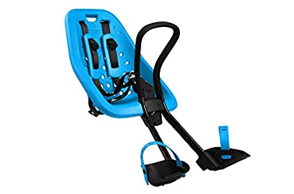 Yepp Mini Accesorio para Remolque de Bicicleta, Hombre, Azul