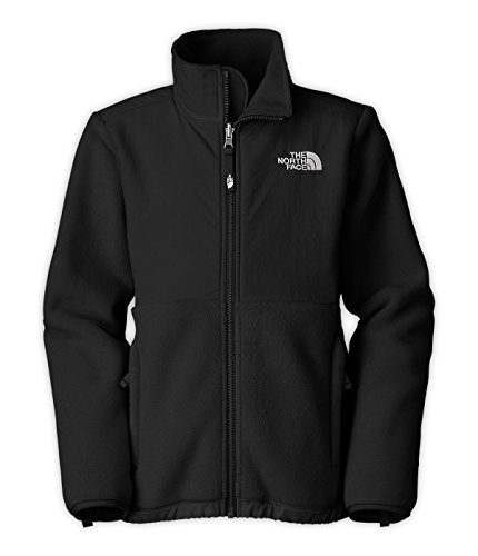 The North Face Girl's Denali Jacket TNF Black Size Medium