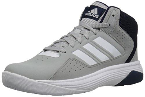 innovative design 7b93e 716f4 Galleon - Adidas Performance Mens Cloudfoam Ilation Mid Basketball Shoe,  Clear OnixWhiteCollegiate Navy, 10.5 M US