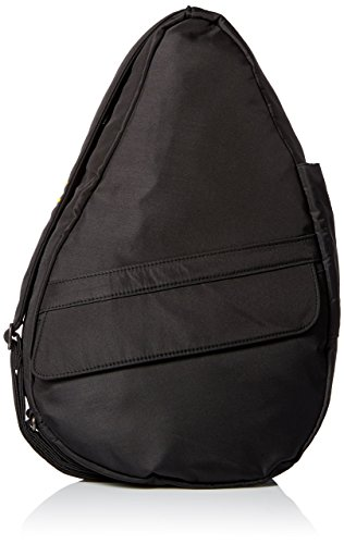 AmeriBag Small Classic Microfiber Healthy Back Bag,Black,one (Ameribag Healthy Back Bag)