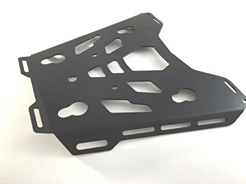 Black Top Case Rack - BMW R1200GS/R1200GSA & F800GS