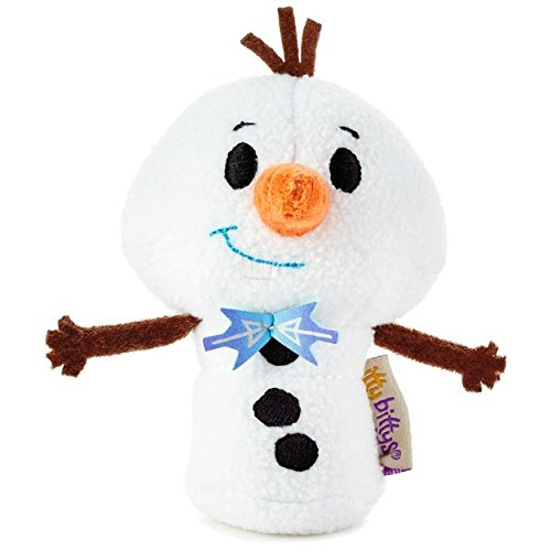 Hallmark itty bittys Olaf's Frozen Adventure Stuffed Animal