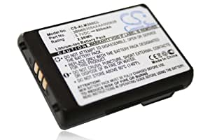 Batería Li-Ion 800mAh compatible para T System OCtophone Open 300, 300d D sustituye 3BN66305AAAA000828