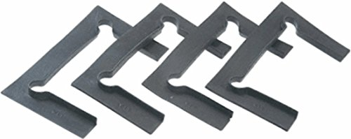 C.R. LAURENCE V1EGK1 CRL Vienna Hinge Replacement Gasket Pack with Fin ()