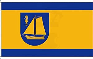 Bandera timmen dorfer playa–120x 200cm–Bandera y