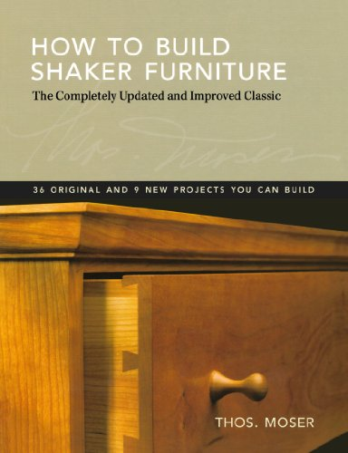 How To Build Shaker Furniture: The Complete Updated & Improved Classic from Popular Woodworking