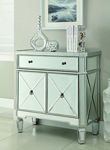Coaster Furniture 102596 Mirrored Cabinet