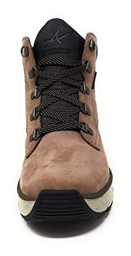 Femme Marron 35 Compétition de Allrounder Mephisto Ostara Praline Tex by Nubuk Running Chaussures 6x448wqgnF