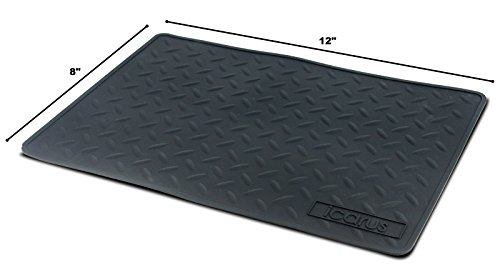 (Icarus Silicone Heat Resistant Proof Tool Mat 8