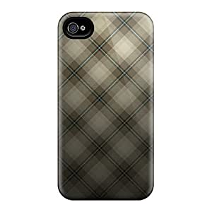 New Arrival Cover Case With Nice Design For Iphone 4/4s- Awesome Texture