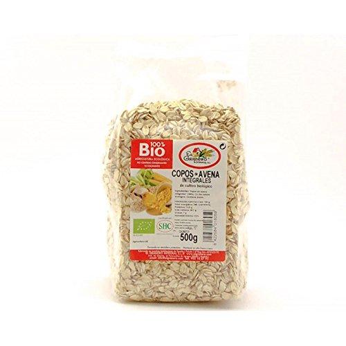 Amazon.com : COPOS DE AVENA ECOLOGICOS EL GRANERO 500 GRAMOS : Grocery & Gourmet Food