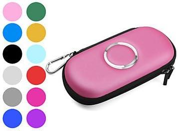 TY Estuche de protección duradera para PSP (varios colores) , Gris: Amazon.es: Videojuegos