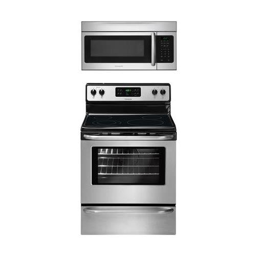 Frigidaire Stainless Steel FFEF3048LS Freestanding product image