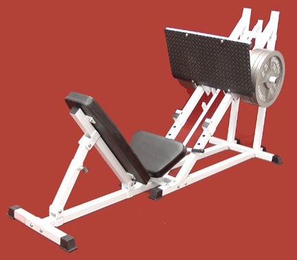 Mini Leg Press by TDS