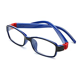 Fantia children Flat Light eyeglass Kids Optical Glasses For Boys and Girls (3#)
